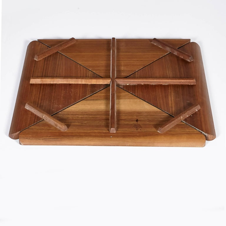 Scandinavian Modern Dansk Jens Quistgaard Mutenye Large Serving Tray For Sale