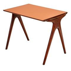 Vladimir Kagan Laminate Top Table for Kagan-Dreyfuss, 1950s