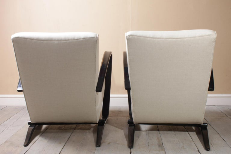 Halabala Armchairs H269 For Sale 3