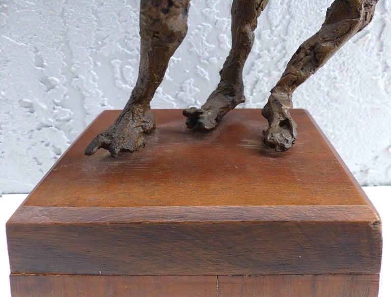 Linda Goodman Bronze Figurative Sculpture For Sale 2