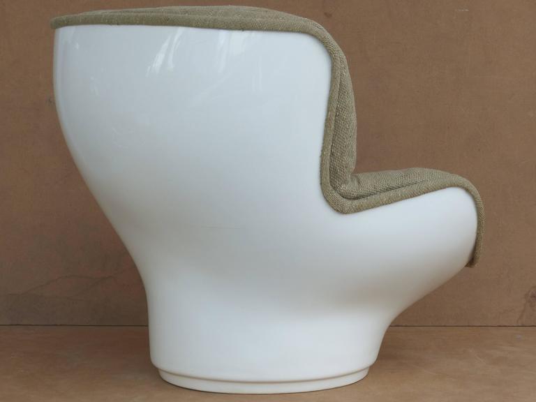 Mid Century Modern Michel Cadestin 1960s Quot Karate Chair And