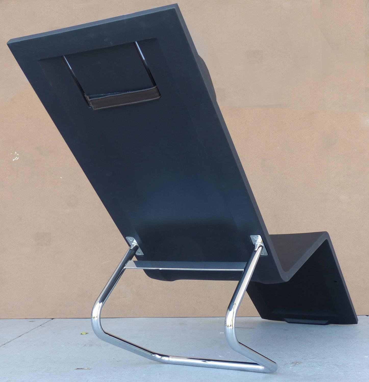 Maarten van severen chaise longue for vitra of germany for for Chaise 03 van severen