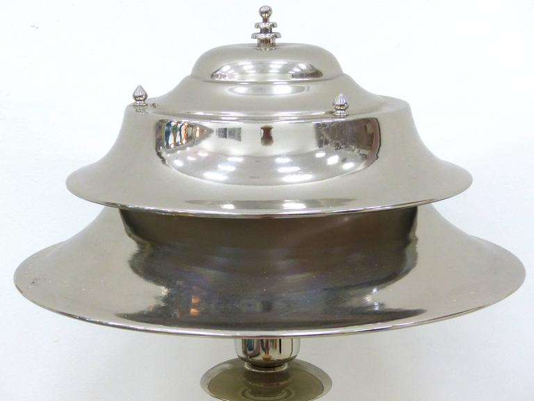 American Art Deco Markel Table or Desk Lamp In Good Condition For Sale In Miami, FL