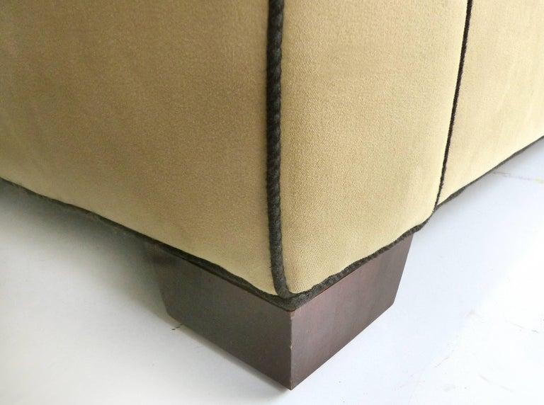 Ralph Lauren Graham Sofa With Down Cushions By Henredon