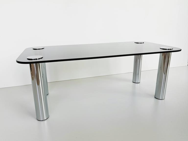 20th Century Coffee Table by Marco Zanuso for Zanotta, 1970s For Sale