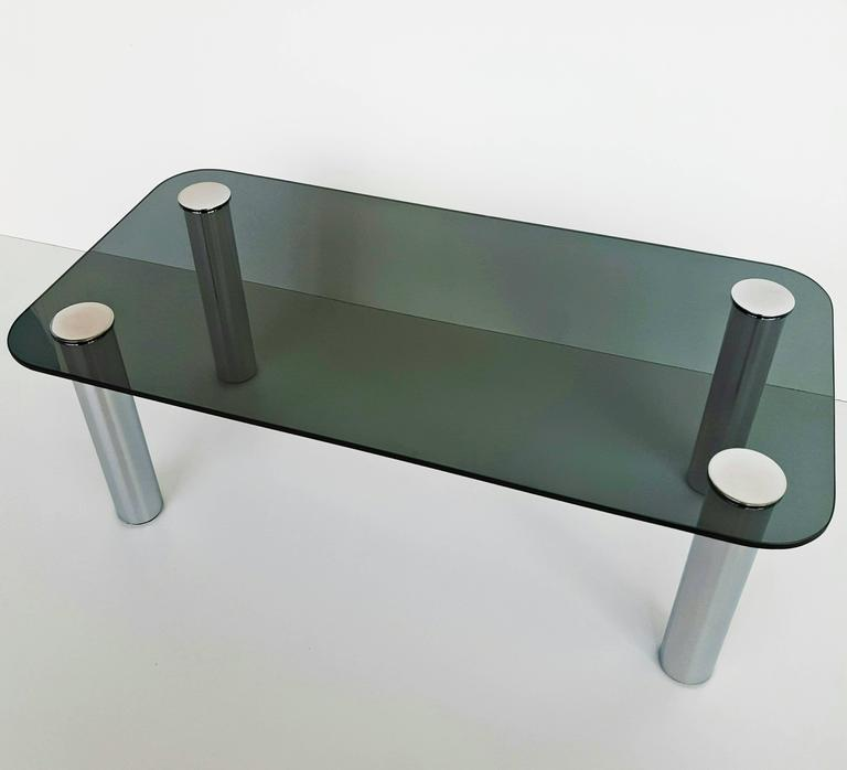 Coffee Table by Marco Zanuso for Zanotta, 1970s For Sale 3