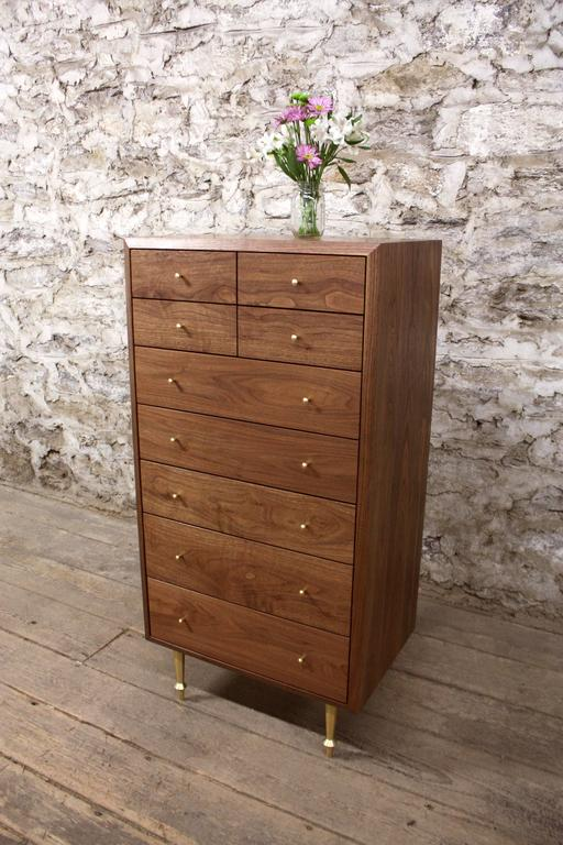 Pacific Highboy by Volk In Excellent Condition For Sale In Brooklyn, NY