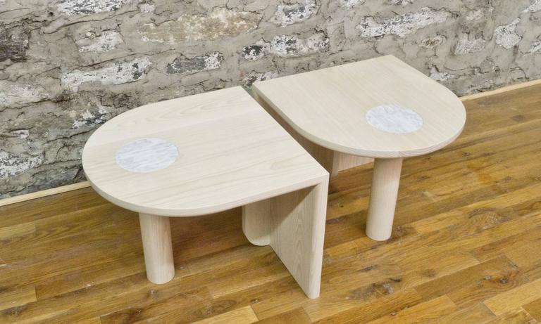 St. Charles Occasional Tables by Volk For Sale 1
