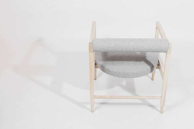 Modern Saint Charles Armchair by Volk For Sale