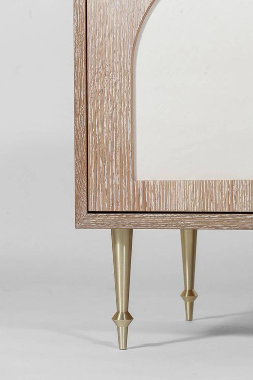 Inlay Pacific Sideboard by Volk For Sale