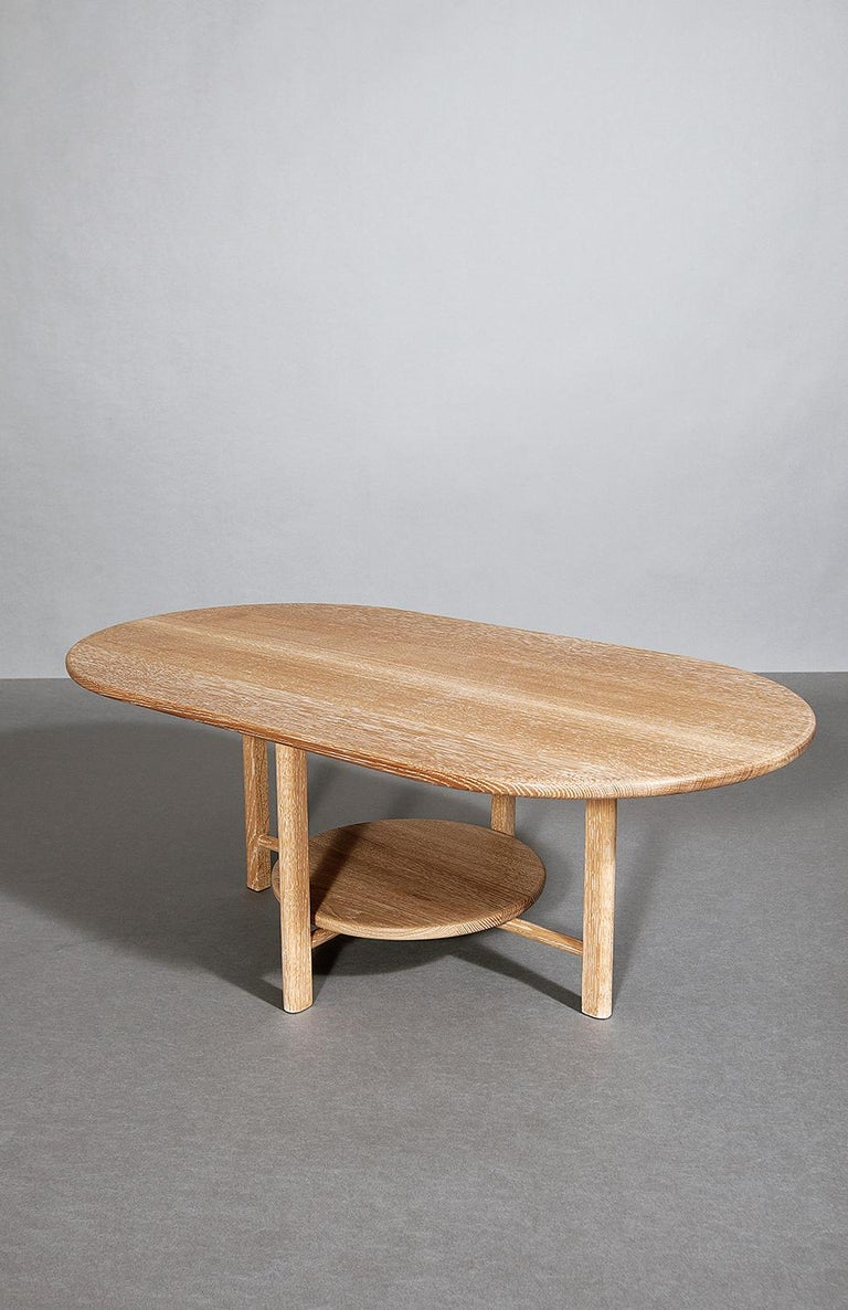 Mid-Century Modern Sebastian Coffee Table by VOLK For Sale