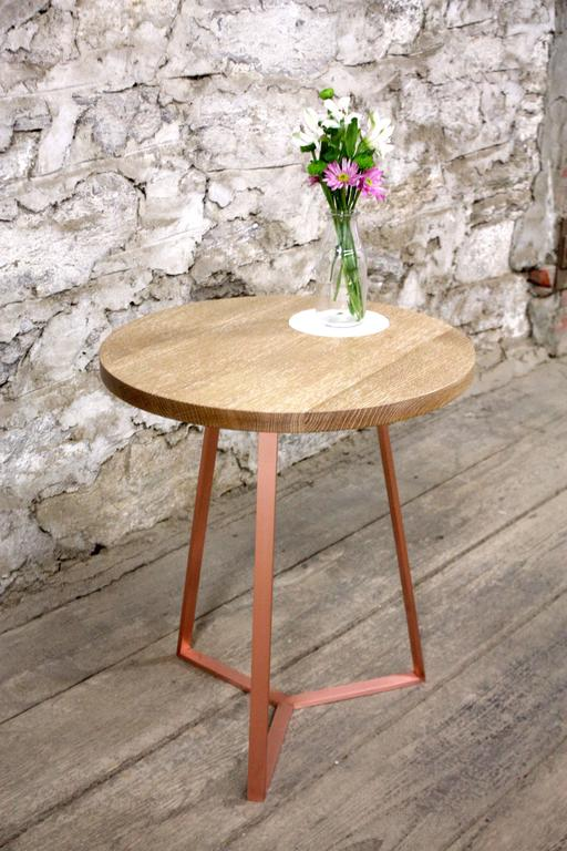 American St. Charles Side Table by Volk For Sale