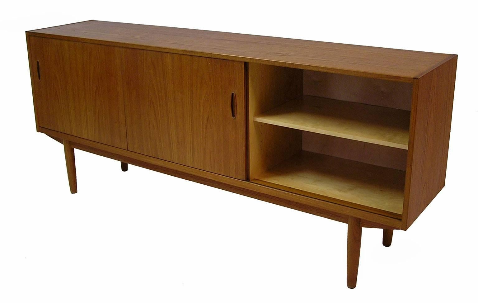 A Gorgeous Teak Sideboard From The 1960s By Nils Jonsson For Troeds Of  Sweden. Well