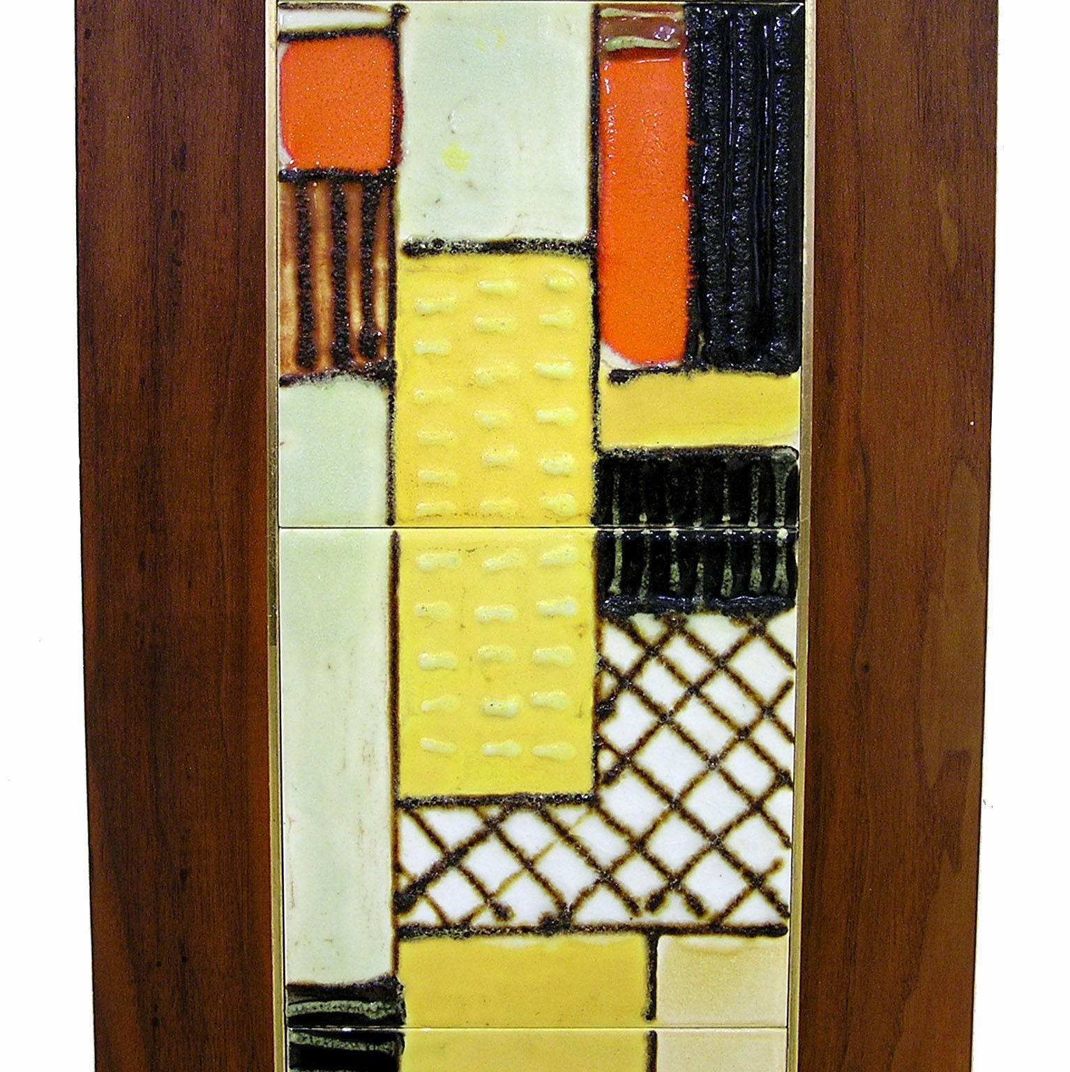 Best Ceramic Tile Wall Art Photos - The Wall Art Decorations ...
