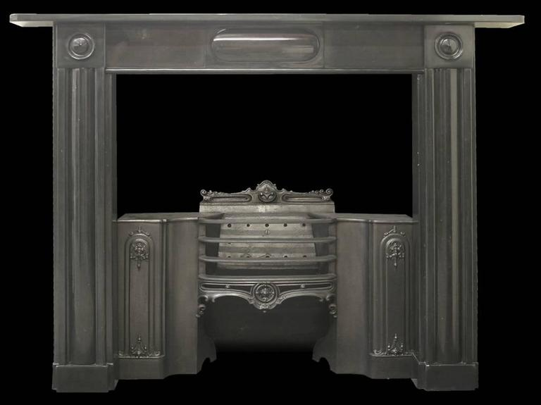 Phenomenal Antique Georgian Black Marble Fireplace Surround Download Free Architecture Designs Boapuretrmadebymaigaardcom