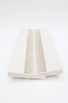 Riviera Tray by May Furniture - White