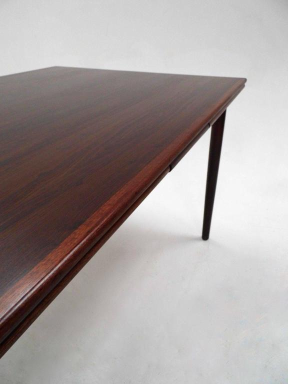 Danish Rosewood Extending Dining Table Midcentury 1960s  : sl16001l from www.1stdibs.com size 576 x 768 jpeg 25kB
