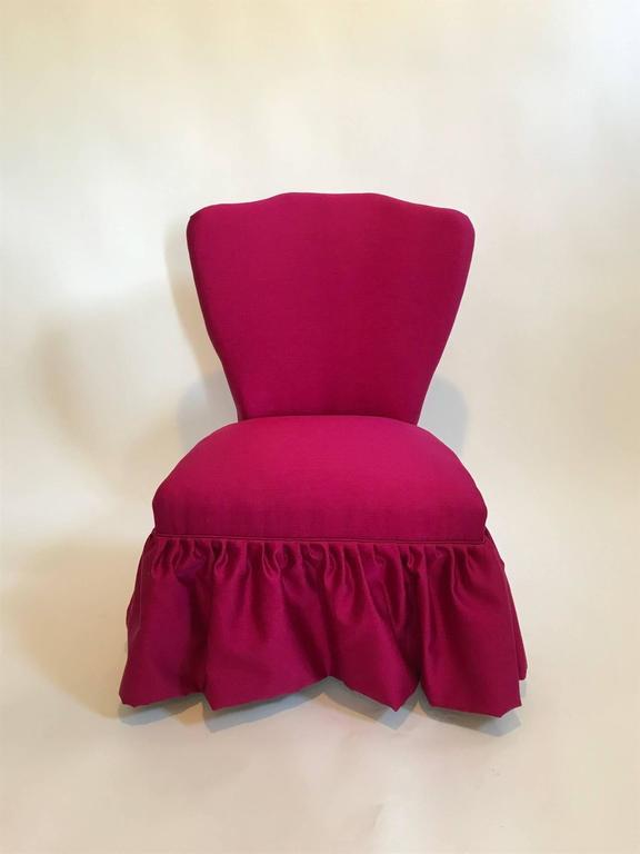Ruby Slipper Chair 2