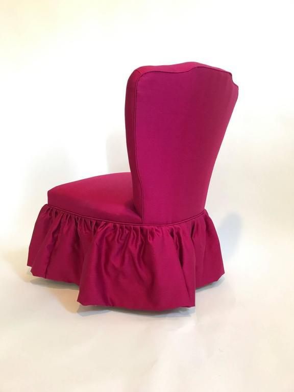 Ruby Slipper Chair 3