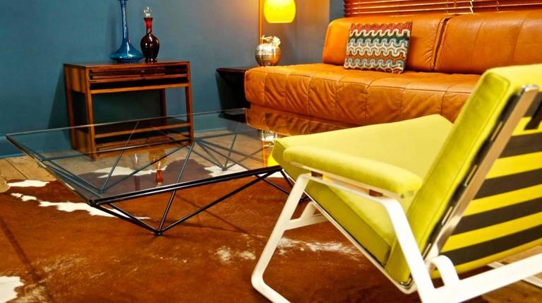 Vintage Italian B&B Italia Alanda Coffee Table by Paolo Piva, Italy For Sale 3