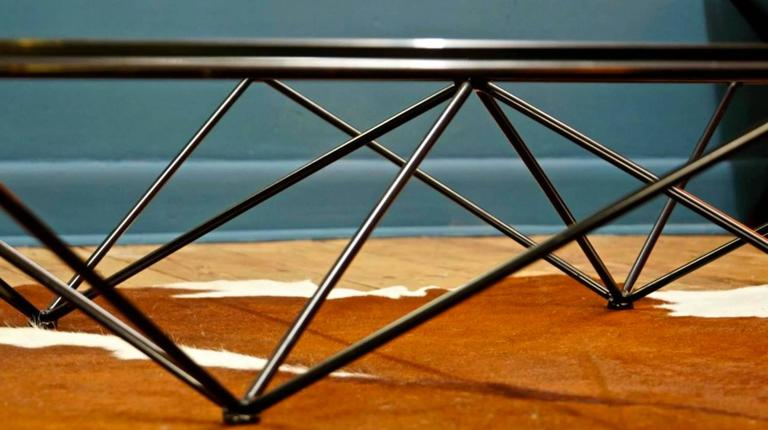Vintage Italian B&B Italia Alanda Coffee Table by Paolo Piva, Italy 3