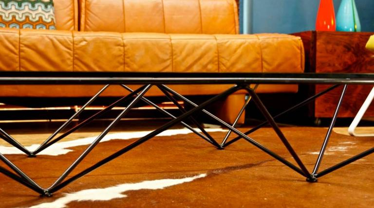 Vintage Italian B&B Italia Alanda Coffee Table by Paolo Piva, Italy 4