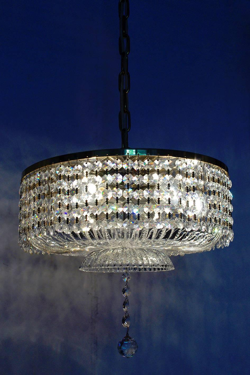 Ceiling Lights Germany : Wonderful ceiling light chandelier by palwa germany s
