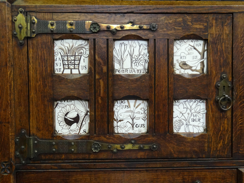 Charles Locke Eastlake Gothic Revival Aesthetic Movement Dresser ...