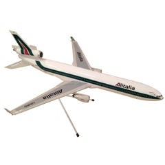 Alitalia Company, Italian DC10 Alitalia Original Model, 1980