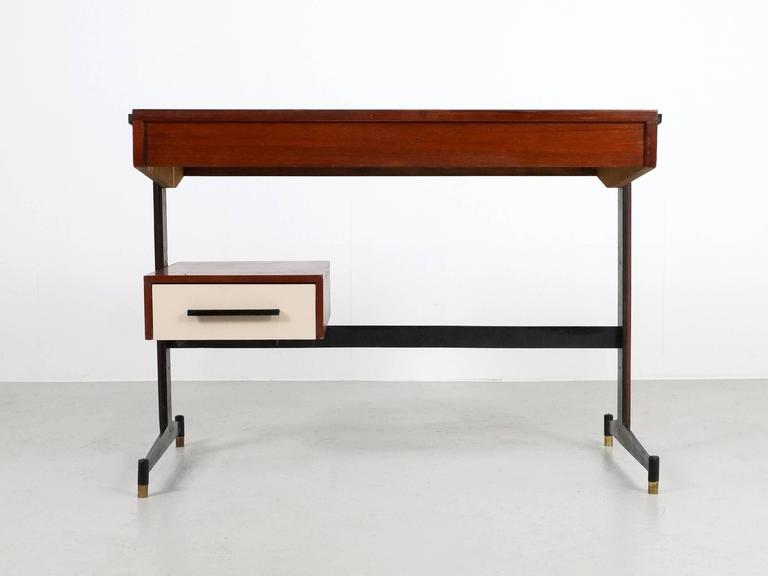 Small Italian Writing Desk, 1950s 4