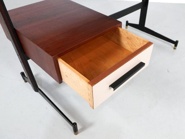 Small Italian Writing Desk, 1950s 7
