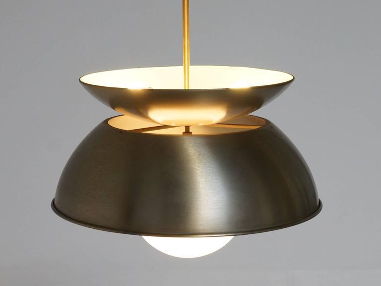 """""""Cetra"""" Pendant Lamp by Vico Magistretti for Artemide, 1964 6"""
