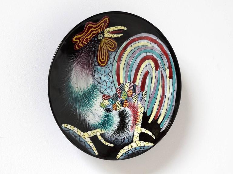 Decorative Wall Plates Italian : San polo italian ceramic decorative wall plate s for