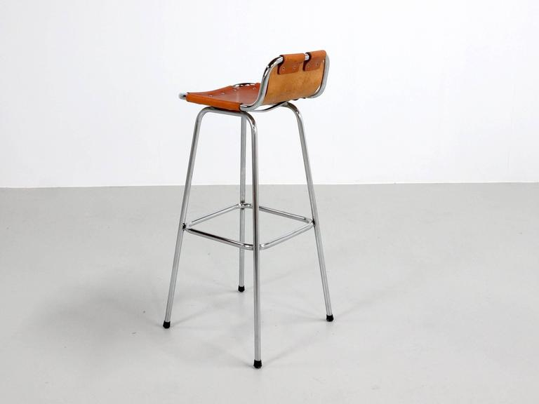 Leather Barstool Charlotte Perriand for Les Arcs Original Vintage 3 & Leather Barstool Charlotte Perriand for Les Arcs Original Vintage ... islam-shia.org