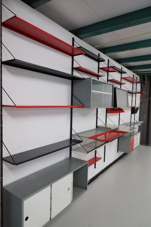 Pilastro Modular Wall System by Tjerk Reijenga  In Good Condition For Sale In 's Heer Arendskerke, NL