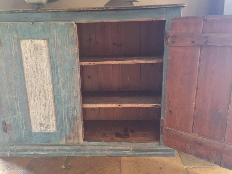 Buffet Dressoir, Italy 17th Century In Good Condition For Sale In Vosselaar, BE