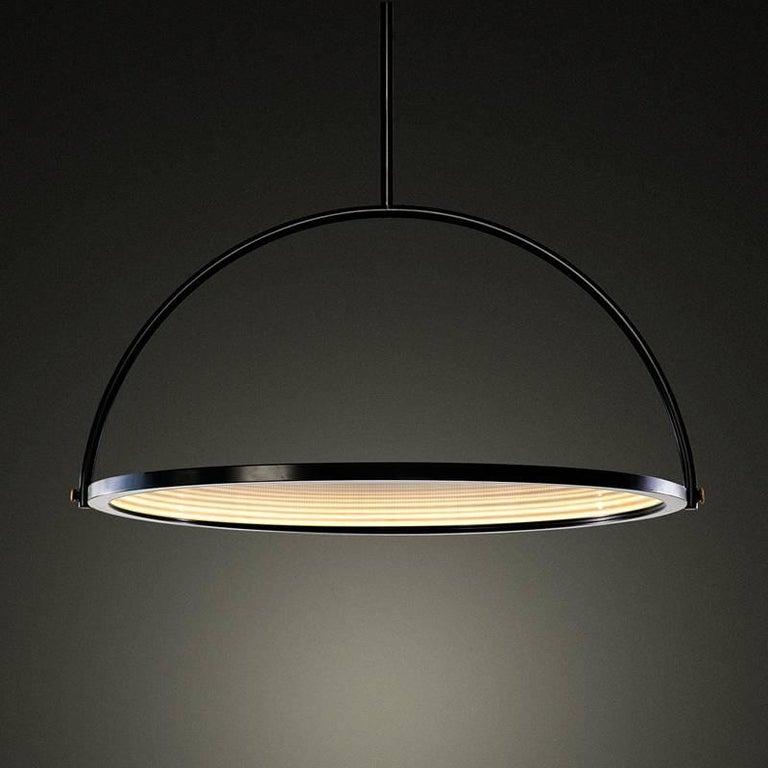 Oblio Mirrored Suspension Lamp In New Condition For Sale In Roma, IT