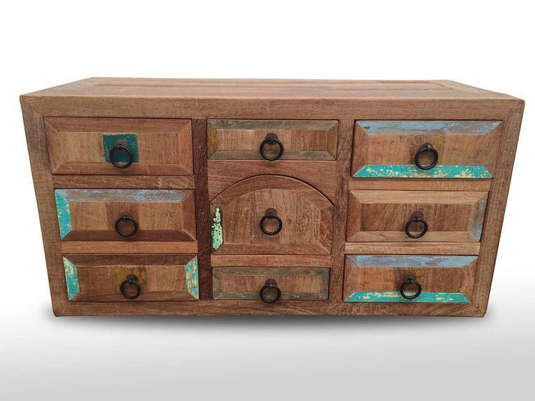 21st century multicolor mezquite bargue o chest of drawers. Black Bedroom Furniture Sets. Home Design Ideas