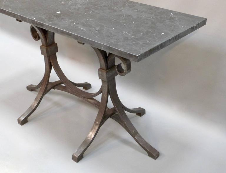 High Quality Cast Iron Console Table 2