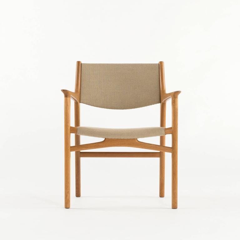 Hans Wegner CH25 Easy Chair ...