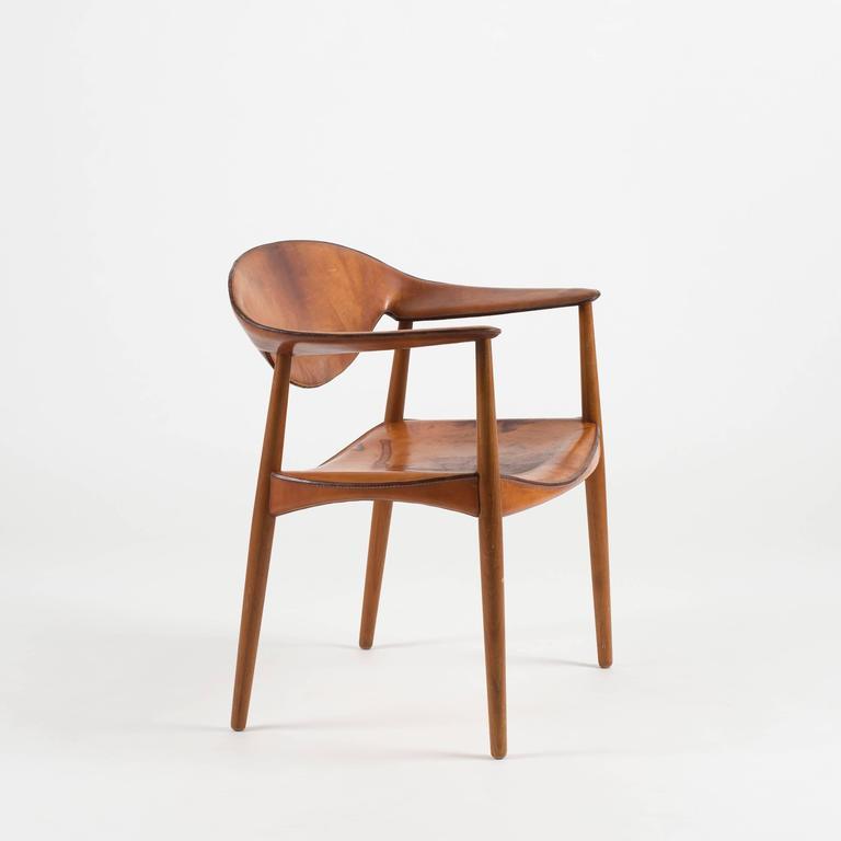 Ejner Larsen and Aksel Bender Madsen Metropolitan Chair at