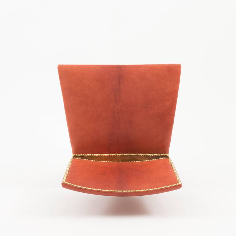 Mid-20th Century Kaare Klint Red Chair, Rud. Rasmussen, 1930s For Sale