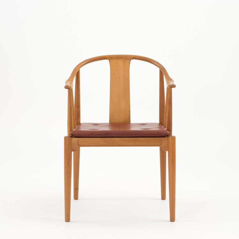China Chair By Hans J. Wegner, 1944. Executed By Fritz Hansen, 1970