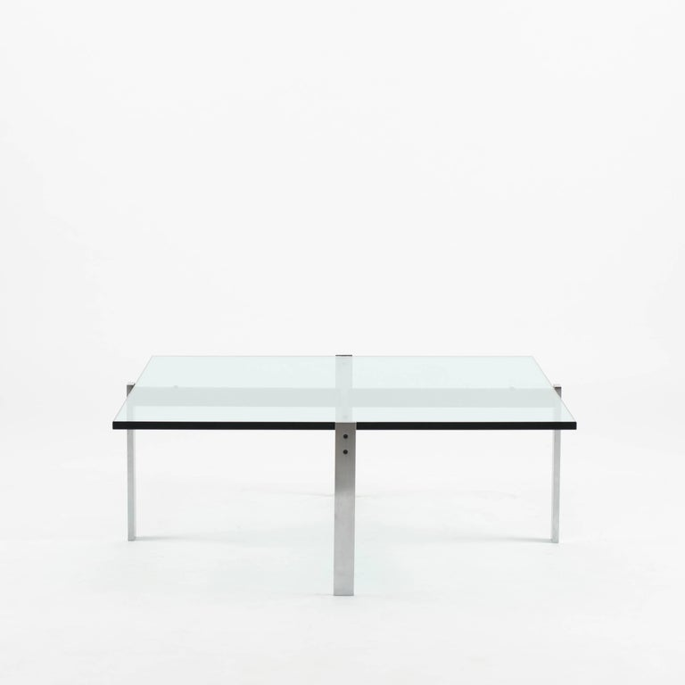 Poul Kjaerholm PK65 Coffee Table for E. Kold Christensen 2