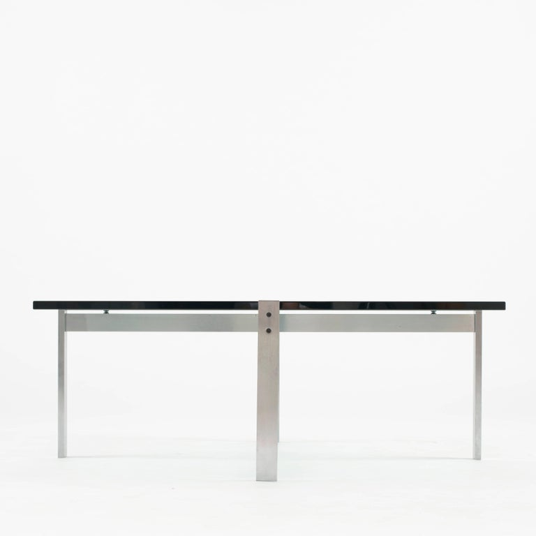 Poul Kjaerholm PK65 Coffee Table for E. Kold Christensen 3