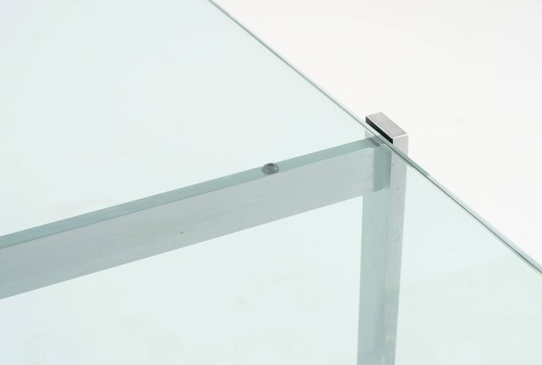 Poul Kjaerholm PK65 Coffee Table for E. Kold Christensen 5