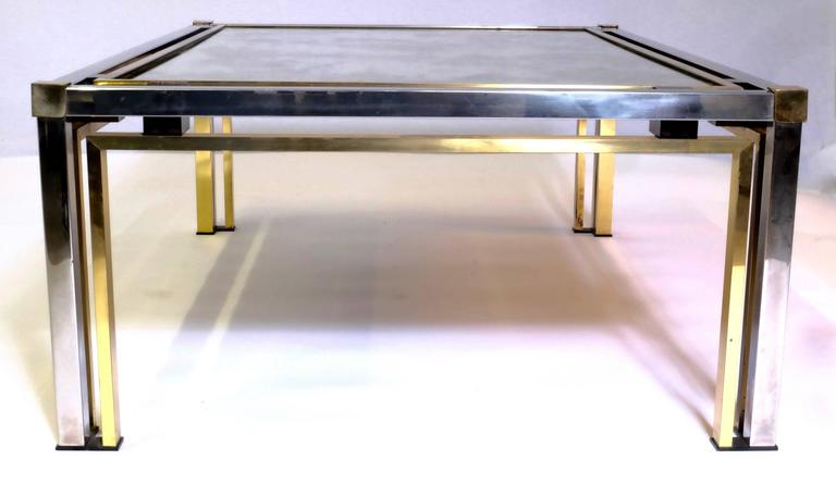 Coffee Table by Rome Rega In Excellent Condition For Sale In Brussels, BE