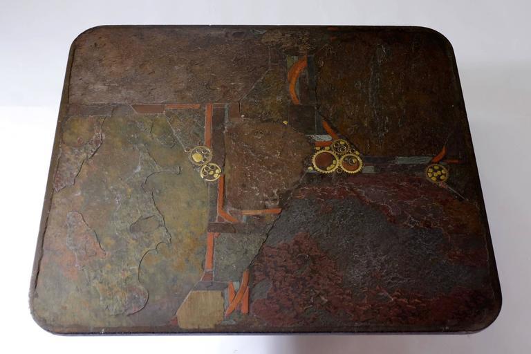 Dutch Coffee Table by Marcus Kingma