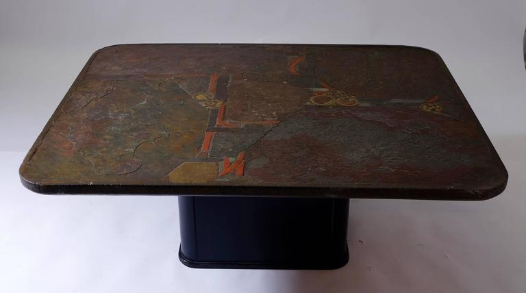 Coffee Table by Marcus Kingma In Good Condition In Brussels, BE