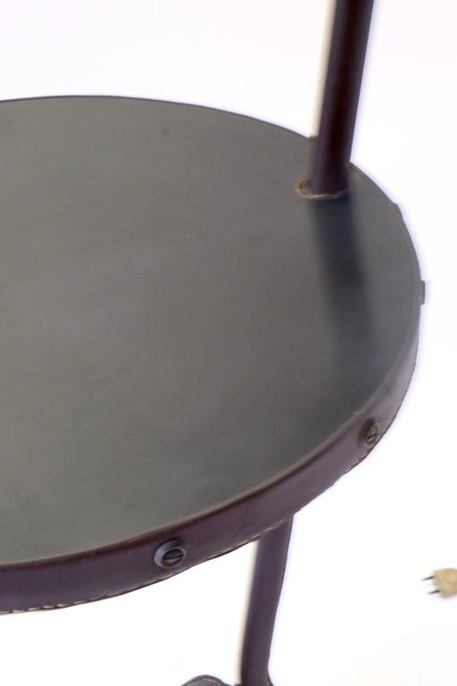 Floor Lamp by Jacques Adnet In Excellent Condition For Sale In Brussels, BE